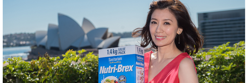 Nutri-Brex - the new name for Weet-Bix in China
