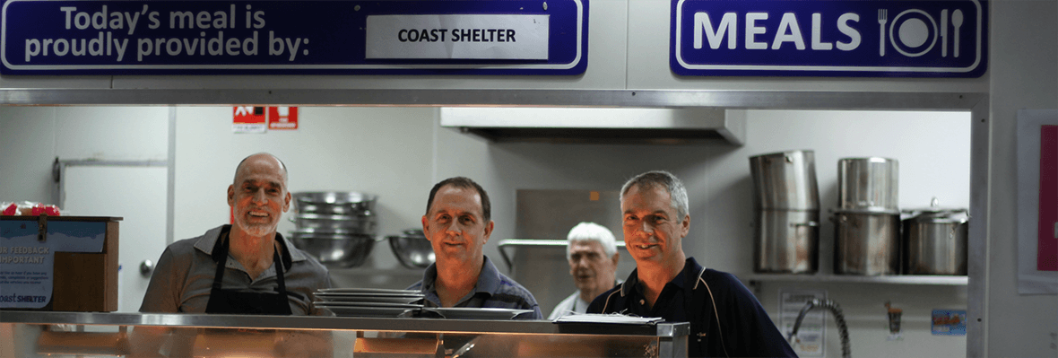 Lending battlers a hand on the NSW Central Coast