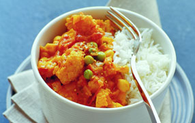 Nepalese Vegetable Curry
