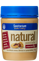 Natural Crunchy Peanut Butter