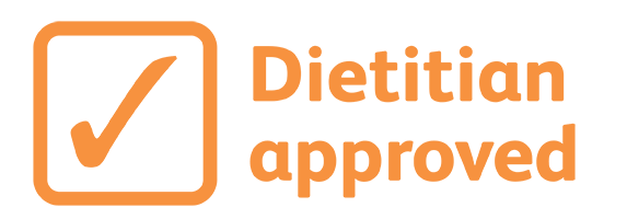 Dietician aproved