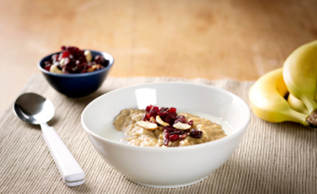 Weet-Bix winter warm up