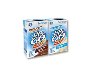 UP&GO Reduced Sugar#