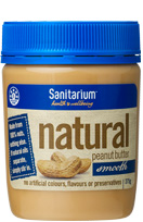 Natural Smooth Peanut Butter