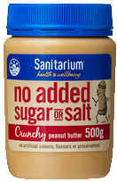 No Added Sugar or Salt Crunchy Peanut Butter