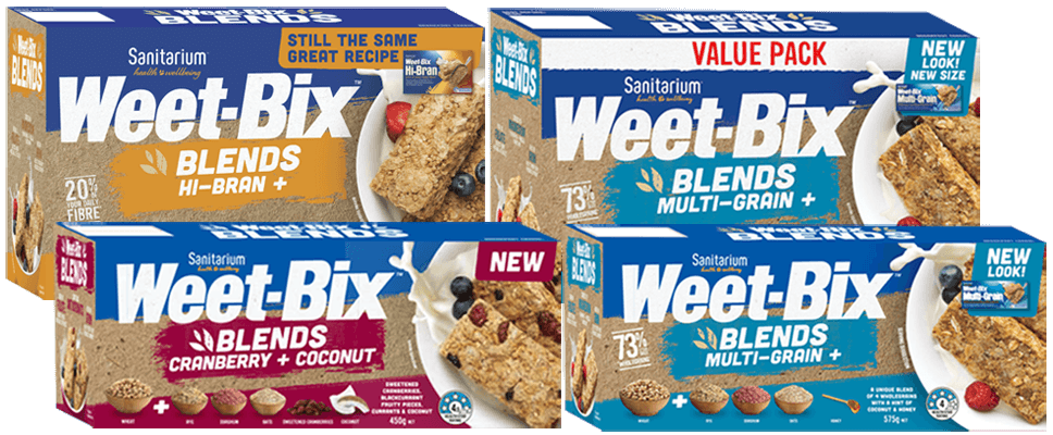 Weet-Bix Blends